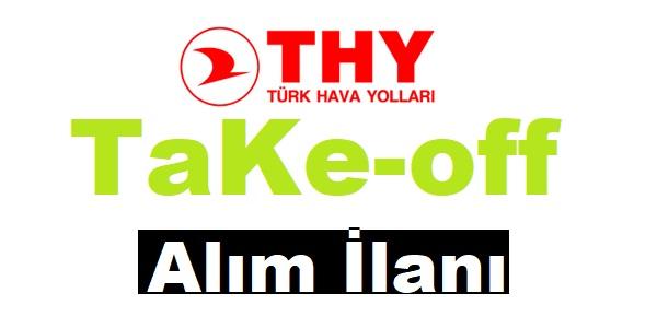Türk Hava Yolları ile Kariyer TaKe-off iş ilanı 2019
