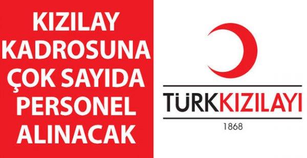 Türk Kızılayı Çağrı Merkezine Personel Alımları İş İlanları 2019
