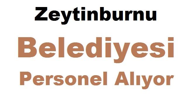 Zeytinburnu Belediyesi Personel Alıyor