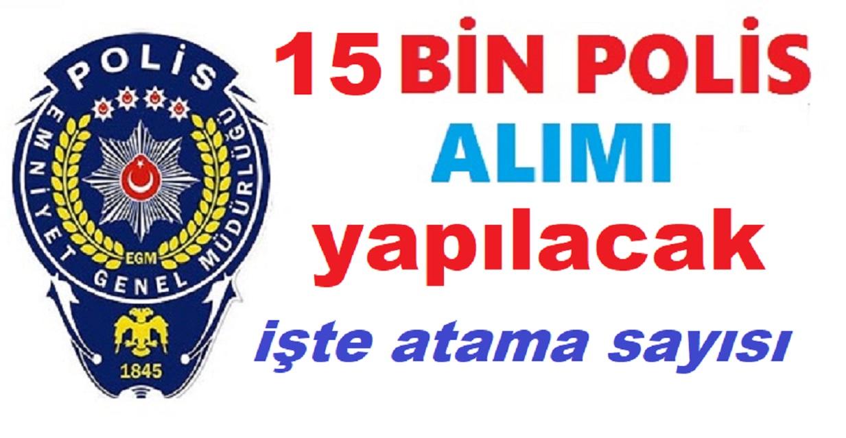24. Dönem POMEM Polis Alımı Atamaların Çoğu İstanbul'a Olacak