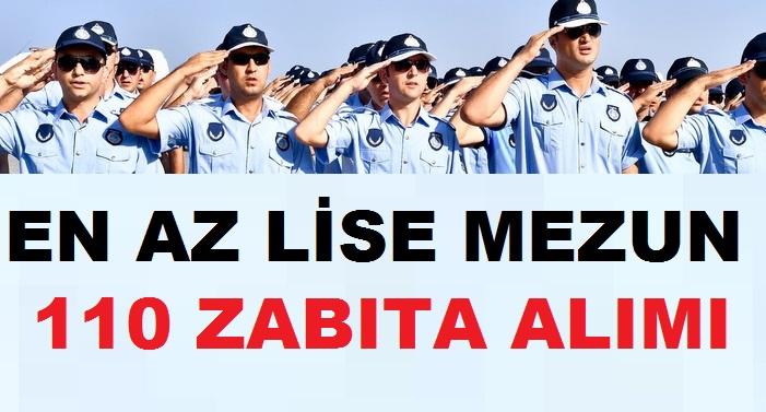 Ümraniye Belediyesi 110 ZABITA Memuru Alıyor!