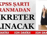Edirne İpsala Belediyesi sekreter Alımı