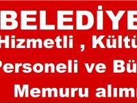 Kayseri Talas Belediyesi Çok Sayıda İş İlanı Yayınladı