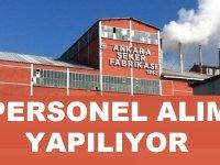 Türkiye Şeker Fabrikaları 306 işçi alım ilanı yayınladı