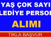 Gaziantep Şahinbey Belediyesi Kamyon Şoförü ,Güvenlik görevlisi ve İşçi Alıyor