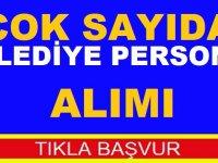 Mardin Kızıltepe Belediyesi 15 Taşeron Beden işçisi işçi Alıyor