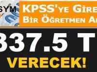2019 KPSS Başvuru Ücreti 337 TL'ye Çıktı!