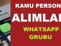 Kamudankariyer İş ilanları Whatsapp Grubu
