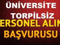 Bakırçay Üniversitesi Torpilsiz 50 Güvenlik ve Büro Memuru Alıyor