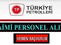 Türkiye petrolleri TPO Kamu personeli alıyor