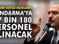 Jandarma'ya 27 bin 180 personel alınacak