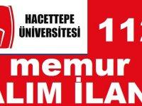 Hacetttepe üniversitesi memur alıyor Eylül kariyer iş ilanları