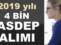 Aile Bakanlığı 2019 Yılı 1000 ASDEP Personeli İlan Tarihi