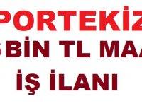 Portekiz'de 16 Bin TL Maaşla iş ilanları - Avrupa iş ilanları 2019