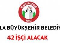 Muğla Büyükşehir Belediyesi  en az ilkokul mezunu kpss şartsız kamu personeli alımı