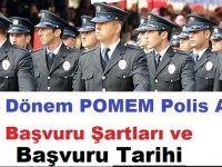 10 Bin Polis Alımı Tarihi ve Başvuru Şartları Açıklandı