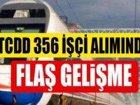 Devlet Demiryolları (TCDD) 356 işçi alımı