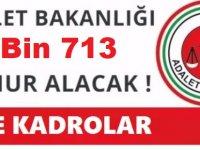 12 bin 713 Devlet Memuru Gardiyan , infaz koruma memuru , Sosyolog , Şoför Alacağız