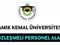 Tekirdağ Üniversitesi 92 Fizyoterapist , Büro Memuru,tekniker, ebe , Hemşire Alıyor