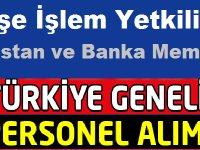Türkiye İş Bankası Engelli Banka Memuru iş ilanları 2019