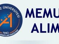 Akdeniz Üniversitesi Daimi Sürekli ve Torpilsiz 25 Personel Alacaktır