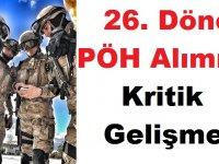 Polis Özel Harekat 26. Dönem Alımı