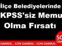 Muğla Büyükşehir Belediyesi Kadrolu Daimi Belediye işçisi Alıyor