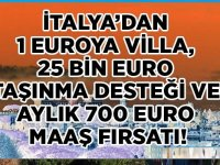 İtalya iş ilanları 2020 - İtalya'nın güney bölgesinde yer alan Molise bölgesinde 25 Bin Euro Para Verilecek