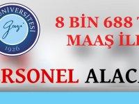 Ankara Gazi Hastanesine Personel alımları 2020