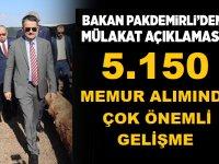 Orman Genel Müdürlüğü 5 Bin 150 Memur Alımında Önemli Gelişme!