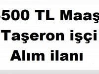 SYDV Taşeron alım ilanı
