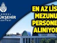 İstanbul Büyükşehir Belediyesi Yeni iş ilanları 2020