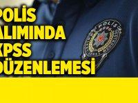 2020 Polis Alımlarına KPSS Düzenlemesi