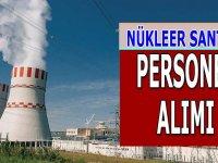 Akkuyu Nükleer İtfaiyeci ve İtfaiye Şoförü Alım ilanı yayınladı