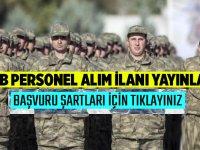 Kara Kuvvetleri ve Deniz Kuvvetleri 2020 Yılı Sözleşmeli Er Temin başvuruları başlamıştır.