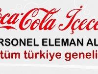 Coca Cola 9 farklı pozisyonda yüzlerce personel alımı