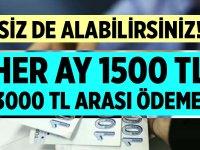 İşsize 1500 - 3000 TL Ödeme Yapılacak