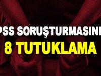 Flaş! KPSS soruşturmasında 8 kişi tutuklandı