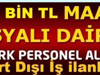 Umman Sultanlığı ülkesinde 10 Bin TL Maaşla iş