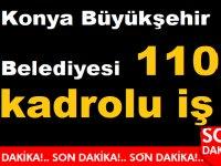 Konya Büyükşehir Belediyesi Toplamda 107 Otobüs Şoförü Alımı Yapacaktır