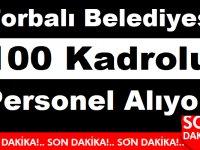Torbalı Belediyesi 100 Kadrolu Personel Alıyor