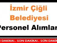 İzmir Çiğli Belediyesi Personel Alımları 2020