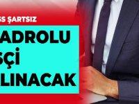 iŞKUR Personel Alımları - Üniversite Daimi 27 işçi Alacaktır