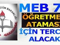 MEB 2020 Şubat Öğretmen Atamaları