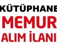 İstanbul Belediyesi Kütüphane memuru ve çok sayıda memur alımı (Eylül iş ilanları)