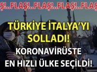 TÜRKİYE İTALYA'YI SOLLADI!