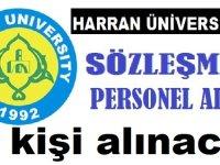 Harran Üniversitesi Yeni İş ilanları 2020