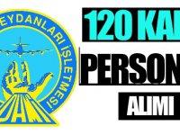 DHMİ 112 Kamu Personeli Alımı Başvuruları Son günler