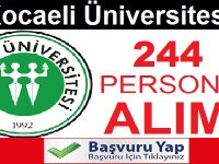 4/B SÖZLEŞMELİ PERSONEL ALIM İLANI 254 kişi