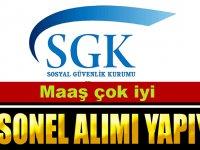 Sosyal Güvenlik kurumu 20 Uzman Yardımcısı Devlet Memuru Alımı Yapacaktır